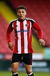 Tyler Smith of Sheffield Utd during the Professional Development League play-off final match at Bramall Lane Stadium, Sheffield. Picture date: May 10th 2017. Pic credit should read: Simon Bellis/Sportimage