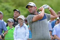 Marc Leishman (AUS) watches his tee shot on 1 during round 4 of the AT&T Byron Nelson, Trinity Forest Golf Club, at Dallas, Texas, USA. 5/20/2018.<br /> Picture: Golffile | Ken Murray<br /> <br /> All photo usage must carry mandatory copyright credit (© Golffile | Ken Murray)