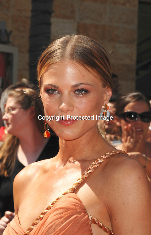 Gina Tognoni ..arriving at The 34th Annual Daytime Emmy Awards on ..June 15, 2007 at The Kodak Theatre in Hollywood, California. ..Robin Platzer, Twin Images......212-935-0770