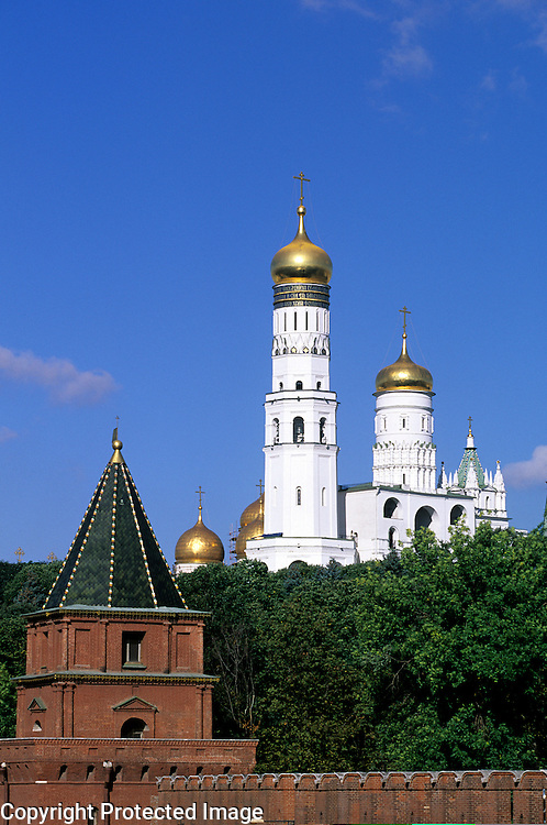 Russia,Moscow,The Kremlin,Cathedral of Annunciation