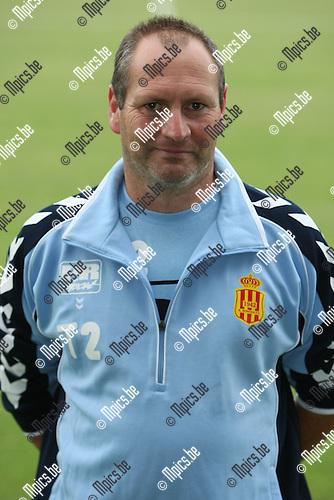2008-08-05 / Voetbal / seizoen 2008-2009 / FC Kontich / Freddy Wouters..Foto: Maarten Straetemans (SMB)