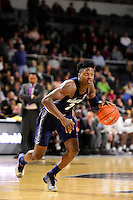 Wednesday, January 4, 2016: Georgetown Hoyas guard Jonathan Mulmore (2) in game action during the NCAA basketball game between the Georgetown Hoyas and the Providence Friars held at the Dunkin Donuts Center, in Providence, Rhode Island. Providence defeats Georgetown 76-70 in regulation time. Eric Canha/CSM