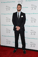 LOS ANGELES, CA - NOVEMBER 14: Bryce Harper attends the Jaguar For Next Era Vehicle Unveiling Event at Milk Studios on November 14, 2016 in Los Angeles, California. (Credit: Parisa Afsahi/MediaPunch).