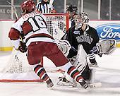 Alex Fallstrom (Harvard - 16), Troy Grosenick (Union - 1) - The Union College Dutchmen defeated the Harvard University Crimson 2-0 on Friday, January 13, 2011, at Fenway Park in Boston, Massachusetts.
