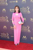 PASADENA - APR 30: Kate Linder at the 44th Daytime Emmy Awards at the Pasadena Civic Center on April 30, 2017 in Pasadena, California