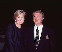 Diane Sawyer & Mike Nichols 1992 by <br />