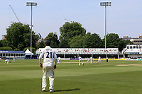 Tom Westley of Essex fields on the boundary during Essex CCC vs Warwickshire CCC, Specsavers County Championship Division 1 Cricket at The Cloudfm County Ground on 21st June 2017