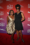 "Starz TV ""Power"" Actress Naturi Naughton AKA Tasha St. Patrick Attends and Judine Somerville Attend Alvin Ailey American Dance Theater-Ailey Spirit Gala 2015 Held at The David H. Koch Theater"