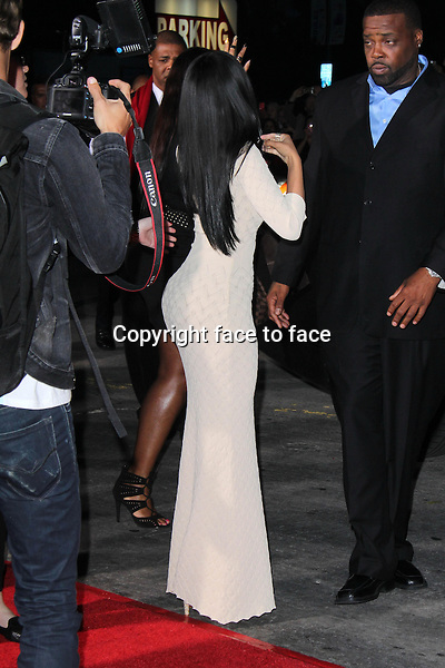 WESTWOOD, CA - April 21: Nicki Minaj at the &quot;The Other Woman&quot; Los Angeles Premiere, Village Theater, Westwood, April 21, 2014.<br /> Credit: MediaPunch/face to face<br /> - Germany, Austria, Switzerland, Eastern Europe, Australia, UK, USA, Taiwan, Singapore, China, Malaysia, Thailand, Sweden, Estonia, Latvia and Lithuania rights only -