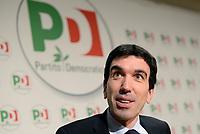 Roma, 17 Marzo 2018<br /> Maurizio Martina<br /> Iniziativa pubblica &quot;Adesso ricostruire. Il PD e la Sinistra&quot;