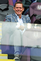 20190813 - ANDERLECHT, BELGIUM : Frank Arnesen pictured during the female soccer game between the Belgian RSCA Ladies – Royal Sporting Club Anderlecht Dames and the Northern Irish Linfield ladies FC , the third and final game for both teams in the Uefa Womens Champions League Qualifying round in group 8 , Tuesday 13 th August 2019 at the Lotto Park Stadium in Anderlecht , Belgium  .  PHOTO SPORTPIX.BE | STIJN AUDOOREN