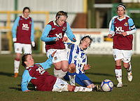 090201 West Ham Utd Ladies v Colchester Utd Ladies