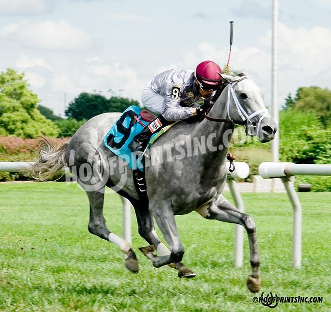Aljalela winning at Delaware Park on 9/1/14
