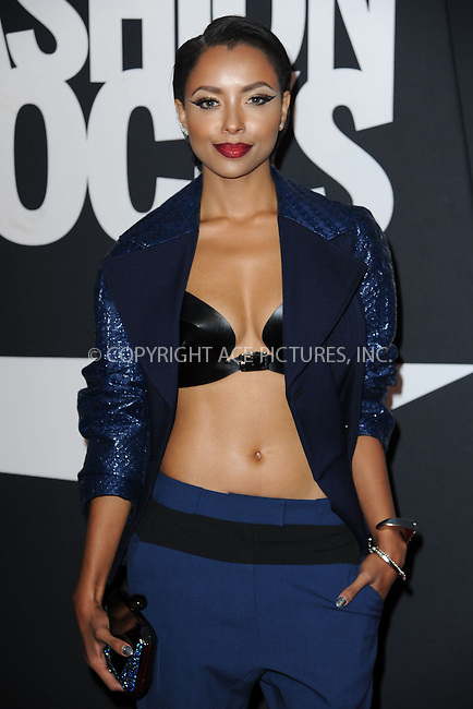 WWW.ACEPIXS.COM<br /> September 9, 2014 New York City<br /> <br /> Kat Graham attending Fashion Rocks 2014 at the Barclays Center September 9, 2014 in New York City.<br /> <br /> Please byline: Kristin Callahan/AcePictures<br /> <br /> ACEPIXS.COM<br /> <br /> Tel: (212) 243 8787 or (646) 769 0430<br /> e-mail: info@acepixs.com<br /> web: http://www.acepixs.com