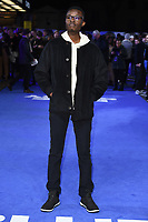 "Eman Kellam<br /> arriving for the ""Blue Story"" premiere at the Curzon Mayfair, London.<br /> <br /> ©Ash Knotek  D3534 14/11/2019"