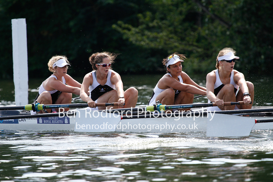 Race: 368 Event: S8 Final - Newcastle Univ  vs Molesey BC <br /> <br /> Henley Women's Regatta 2017<br /> <br /> To purchase this photo, or to see pricing information for Prints and Downloads, click the blue 'Add to Cart' button at the top-right of the page.