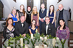 Taking part in a Magical night of music in The Old Oratory Cahersiveen on Sunday night last were front l-r; Caroline Kennedy, Stephen McCrohan, Nicola Mulligan, Gavin Ring, Rosaleen Mullarkey, back l-r; Barbra Glionson, Chloe O'Sullivan, Russ Browne, Emma O'Shea, Peter Mullarkey, Caitriona O'Shea & Adolf Packeiser.