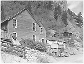 Ophir hotel and boarding house.<br /> RGS  Ophir, CO  Taken by Lee, Russell - 9/1940