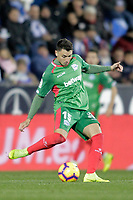 Deportivo Alaves' Ximo Navarro  during La Liga match. November 23,2018. (ALTERPHOTOS/Alconada) /NortePhoto.com