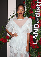 WEST HOLLYWOOD, CA - NOVEMBER 30: Azie Tesfai, at LAND of distraction Launch Event at Chateau Marmont in West Hollywood, California on November 30, 2017. Credit: Faye Sadou/MediaPunch