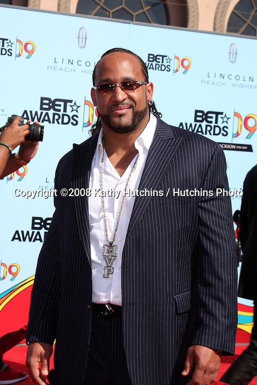 MVP - The Wrestler arriving at  the BET Awards 2009 at the Shrine Auditorium in Los Angeles, CA on June 28, 2009.©2008 Kathy Hutchins / Hutchins Photo..