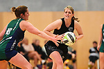 NELSON, NEW ZEALAND - AUGUST 31: Premiership Netball Final - Jacks OPD v Prices Ahurei. Saturday 31 August 2019 in Stoke, New Zealand. (Photo by Chris Symes/Shuttersport Limited)