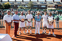 16-7-06,Scheveningen, Siemens Open, doubles final, Doubles trophy presentation