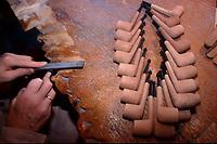 Pipa Castello a Cantù, storica fabbrica artigianale di pipe, dai primi anni del '900