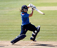 Tammy Beaumont in action for Kent during the Women's Royal London County Championship game between Kent ladies and Lancashire ladies at the County Ground, Beckenham, on May 7, 2018