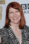 Kate Flannery arriving at the 6th Annual BAFTA/LA TV Tea Party held at Intercontinental Hotel Century City, Ca. September 20, 2008. Fitzroy Barrett