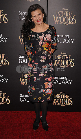 New York,NY-December 8: Tracey Ullman Attends the 'Into The Woods' world premiere at the Ziegfeld Theater on December 8, 2014. Credit: John Palmer/MediaPunch