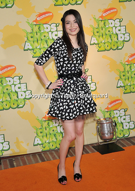 Miranda Cosgrove  -<br /> NickelOdeon 22th Kids Choice Awards at the UCLA's Pauley Pavilion In Westwood, Los Angeles.