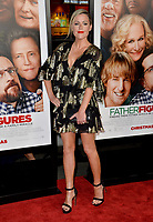 Kathleen Robertson at the world premiere of &quot;Father Figures&quot; at the TCL Chinese Theatre, Hollywood, USA 13 Dec. 2017<br /> Picture: Paul Smith/Featureflash/SilverHub 0208 004 5359 sales@silverhubmedia.com