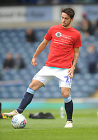 Blackburn Rovers' Lewis Travis during the pre-match warm-up<br /> <br /> Photographer Kevin Barnes/CameraSport<br /> <br /> The EFL Sky Bet Championship - Blackburn Rovers v Swansea City - Sunday 5th May 2019 - Ewood Park - Blackburn<br /> <br /> World Copyright © 2019 CameraSport. All rights reserved. 43 Linden Ave. Countesthorpe. Leicester. England. LE8 5PG - Tel: +44 (0) 116 277 4147 - admin@camerasport.com - www.camerasport.com