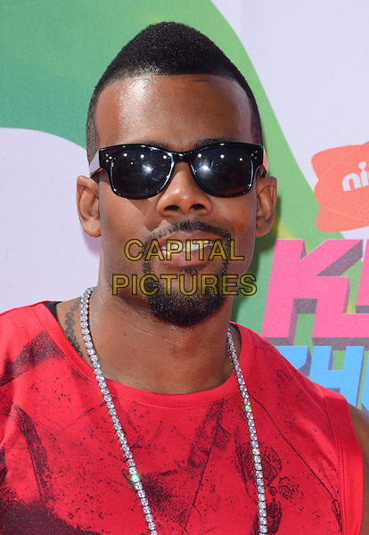 17 July 2014 - Los Angeles, California - Mario. Arrivals for the Nickelodeon Kids' Choice Sports Awards 2014 held at UCLA's Pauley Pavilion in Los Angeles, Ca.  <br /> CAP/ADM/BT<br /> &copy;Birdie Thompson/AdMedia/Capital Pictures