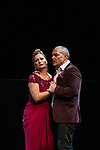 Edinburgh International Festival (EIF). Don Giovanni (Opera) by Wolfgang Amadeus Mozart. Conducted by Iv&agrave;n Fischer. Lucy Crowe as Donna Elvira and Christopher Maltman as Don Giovanni. Festival Theatre, Edinburgh.  08 Aug 2017. Edinburgh. Credit: Photo by Tina Norris. Copyright photograph by Tina Norris. Not to be archived and reproduced without prior permission and payment. Contact Tina on 07775 593 830 info@tinanorris.co.uk  <br /> www.tinanorris.co.uk