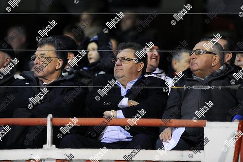 2011-12-17 / Voetbal / seizoen 2011-2012 / R. Antwerp FC - Lommel United / eretribune..Foto: Mpics.be