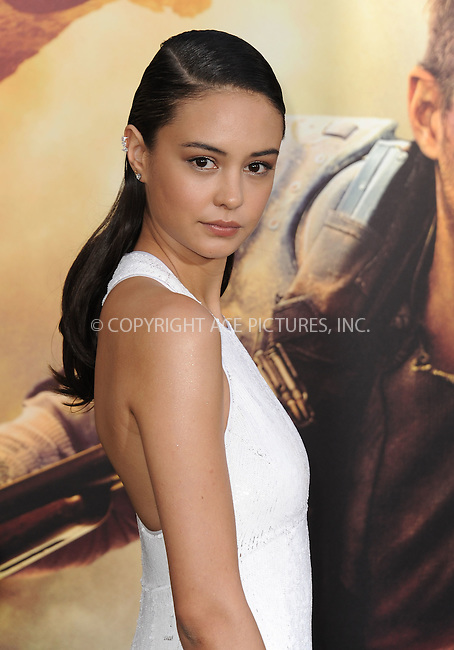 WWW.ACEPIXS.COM<br /> <br /> May 7 2015, LA<br /> <br /> Courtney Eaton arriving at the premiere  'Mad Max: Fury Road' at the TCL Chinese Theatre on May 7, 2015 in Hollywood, California. <br /> <br /> By Line: Peter West/ACE Pictures<br /> <br /> <br /> ACE Pictures, Inc.<br /> tel: 646 769 0430<br /> Email: info@acepixs.com<br /> www.acepixs.com