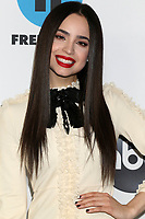 LOS ANGELES - FEB 5:  Sofia Carson at the Disney ABC Television Winter Press Tour Photo Call at the Langham Huntington Hotel on February 5, 2019 in Pasadena, CA.<br /> CAP/MPI/DE<br /> ©DE//MPI/Capital Pictures