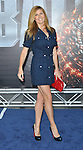 Connie Britton at the the American Premiere of Battleship, held at Nokia Theatre L.A. LIVE Los Angeles, CA. May 10,  2012