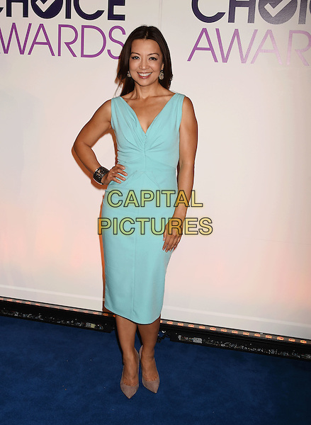 BEVERLY HILLS, CA - NOVEMBER 03: Actress Ming-Na Wen attends the People's Choice Awards 2016 - Nominations Press Conference at The Paley Center for Media on November 3, 2015 in Beverly Hills, California.<br /> CAP/ROT/TM<br /> &copy;TM/ROT/Capital Pictures