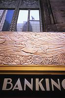 A Bank, New York, USA, 2013