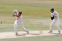 Nick Browne of Essex in batting action during Essex CCC vs Kent CCC, Bob Willis Trophy Cricket at The Cloudfm County Ground on 4th August 2020