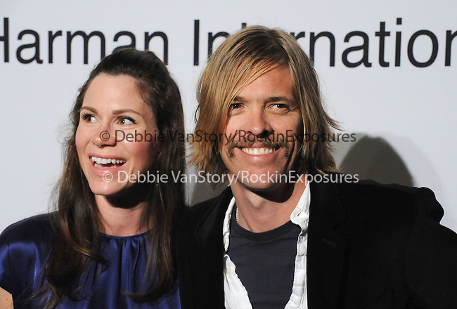 Taylor Hawkins at The Clive Davis / Recording Academy Annual Pre- Grammy Party held at The Beverly Hilton Hotel in Beverly Hills, California on February 07,2009                                                                     Copyright 2009 Debbie VanStory/RockinExposures