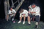 Pesquisa de doenças tropicais por técnicos do Instituto Evandro Chagas. Pará. 2000. Foto de Juca Martins.