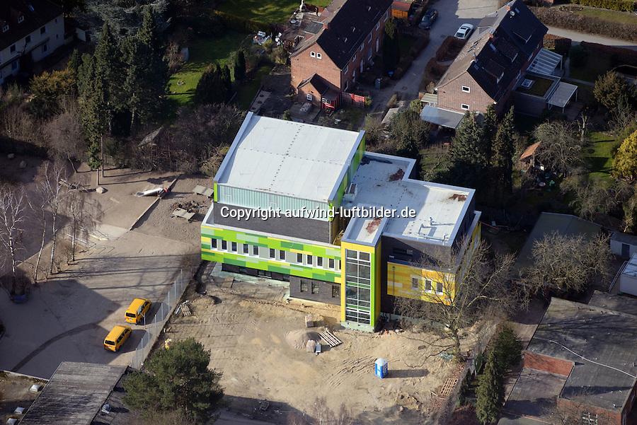 Katholische Schule Bergedorf: EUROPA, DEUTSCHLAND, HAMBURG, BERGEDORF (EUROPE, GERMANY), 15.03.2016: Katholische Schule Bergedorf