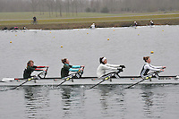 055 MaidenheadRC W.J16A.4x‐..Marlow Regatta Committee Thames Valley Trial Head. 1900m at Dorney Lake/Eton College Rowing Centre, Dorney, Buckinghamshire. Sunday 29 January 2012. Run over three divisions.
