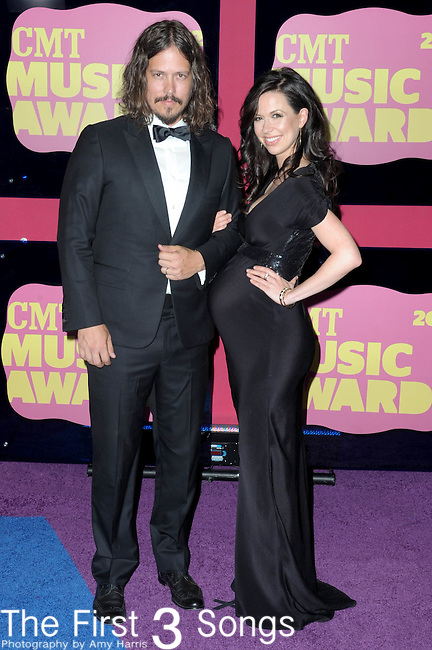 The Civil Wars attend the 11th Annual CMT Awards in Nashville, TN on June 6, 2012.