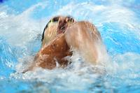 LAHRICHI Driss MAR <br /> Men's 200m Backstroke <br /> Hangh Zhou 16/12/2018 <br /> Hang Zhou Olympic &amp; International Expo Center <br /> 14th Fina World Swimming Championships 25m <br /> Photo Andrea Staccioli/ Deepbluemedia /Insidefoto