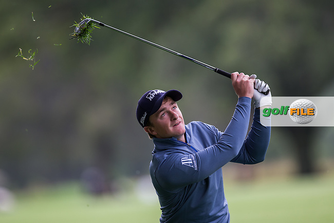 Paul Dunne (IRL) on the 11th (East) during round 2 of the Joburg Open, Royal Johannesburg &amp; Kensington Golf Club, Johannesburg, Gauteng, South Africa. 24/2/17<br /> Picture: Golffile   Tyrone Winfield<br /> <br /> <br /> All photo usage must carry mandatory copyright credit (&copy; Golffile   Tyrone Winfield)